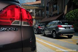 peugeot car price in malaysia first impressions we get the keys to the all new peugeot 2008 for