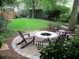 Firepit Area A Built In Pit Styles Options And Tips Nature S