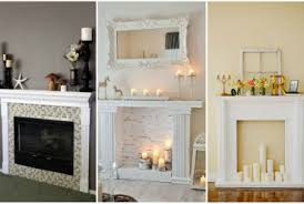 Home Interior Candles Candle Displays For Fireplaces 12 Lovely Designs And Ideas
