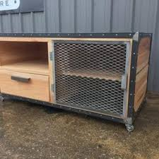 industrial storage bench industrial chic furniture designs and ideas custommade com