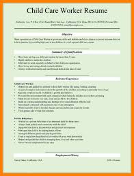 100 childcare resume template best examples of resume nurse