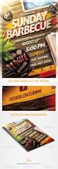barbecue bbq party flyer template bbq party party flyer and