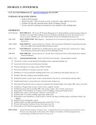 Server Job Description Resume Sample by Job Resume Job Description Examples