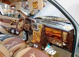 Brown Car Interior 12 Craziest Pimped Car Interiors Pimped Out Car Car Interiors