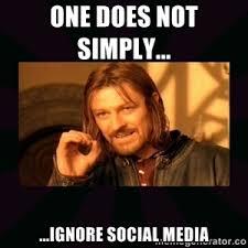 Social Media Meme - finally help with my social media marketing dragon multimedia