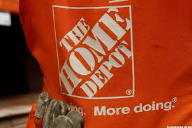 home depot black friday 2017 analysis something rare happens for home depot that hints its stock is done