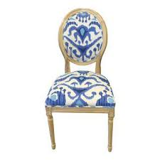 vintage u0026 used blue bergere chairs chairish
