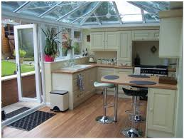 Kitchen Conservatory Designs Conservatories Used For Kitchens Home Pinterest
