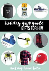 gifts for him ideas gift guide gifts for him