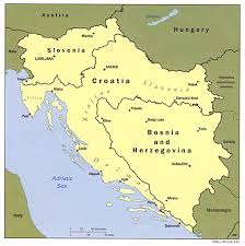 Blank Map Of Western Europe by