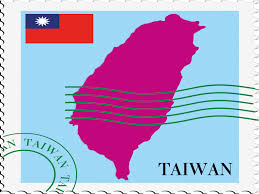 Flag Taiwan Taiwan Map And Flags Ppt Backgrounds Flag Travel Templates