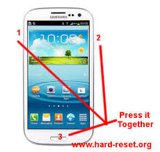 Reset Samsung S3 | how to safety factory reset samsung galaxy s3 i9300 format to