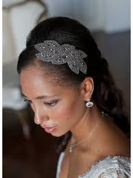 serre tãªte mariage headband rétro clothilde avec motif au style déco so hélo