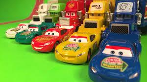 spacial disney pixar cars and haulers mack hauler and lightning