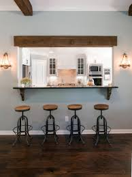 Galley Kitchen Open To Living Room Photos Hgtv