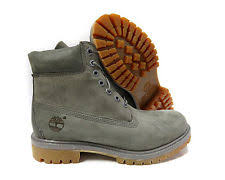 not s boots size 11 s boots in brand timberland color gray material suede style