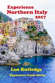 Manarola Italy Map by Northern Italy