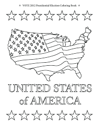 Coloring Marvellous American Flag Color Sheet American Flag Coloring Pages Usa