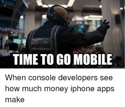 Make A Meme Mobile - time to go mobile quick memecom when console developers see how