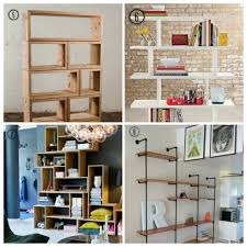 wall shelving ideas for office image of easy wall shelves wall