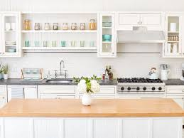 where to put glasses in kitchen without cabinets how to store everything in the kitchen