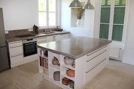 refaire un plan de travail cuisine refaire un plan de travail en beton cire awesome sol de cuisine en