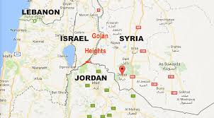 Map Of Syria And Israel by Israel And Stuff Syrian Rebelsisrael And Stuff