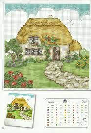 Country Cottage Needlework by Cottage Needlework Chart Vintage Embroidery Pinterest Cross