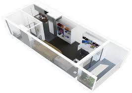 small space floor plans distribución de espacios pequeños small spaces mono ambiente