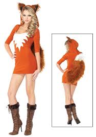 Halloween Costumes Size Women Size Fox Costume