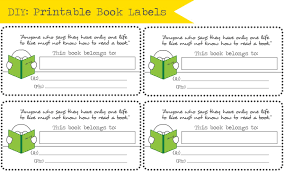 printable book labels ks2 best photos of free book labels for teachers free printable