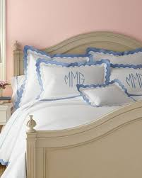 Monogrammed Coverlet Matouk Bedding Towels U0026 Sheets At Neiman Marcus Horchow