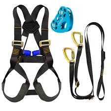fusion climb kids backyard zip fk k hlt 02 line kit harness