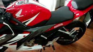 honda cbr latest model honda cbr 150 r new 2017 red colour youtube