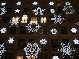 nyc nyc saks fifth avenue snowflake led lights