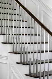 home and decorating architecture wooden stair in awesome close up railing design with