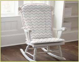 White Rocking Chairs For Nursery Fabric Rocking Chair For Nursery Editeestrela Design