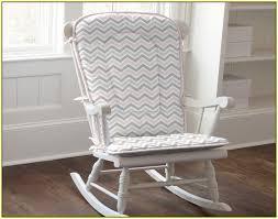 Nursery Glider Rocking Chairs Fabric Rocking Chair For Nursery Editeestrela Design