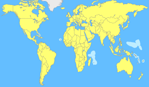 world map with country names image how many countries can you name in 12 minutes bcrobyn