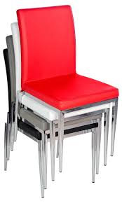 Stackable Dining Room Chairs Alberta Stacking Dining Chair Be Fabulous Chairs Leather Fw838 Ch