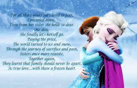 frozen elsa anna poem harley jay deviantart