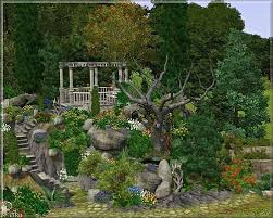 Sims 3 Garden Ideas 9 Best Sims 3 Images On Pinterest Chang E 3 Sims 3 And