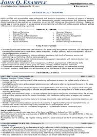 Sample Sales Rep Resume by Outside Sales Executive Resume Sample By Resume7 Resume Templates