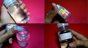 cara membuat slime menggunakan lem fox tanpa borax 2 cara membuat slime activator slime act tanpa borax rahasia