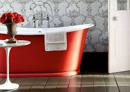 dress up your bathroom with luxury fittings period living