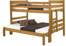 Free Plans For Twin Over Full Bunk Bed by Brilliant Twin Over Full Bunk Bed Plans With Amazing Wood Bunk