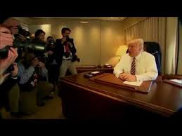 air force one interior inside air force one president donald trump youtube