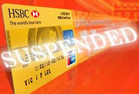 how to solve suspended hsbc corporate bank accounts in hong kong