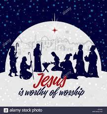 christmas story the nativity of jesus christ joseph mary and