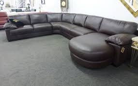 Leather Tufted Sectional Sofa 15 Natuzzi Leather Sectional Sofa Carehouse Info